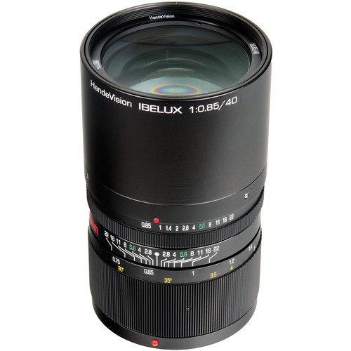 Handevision IBELUX 40mm f/0.85 Lens for Fujifilm X Mount