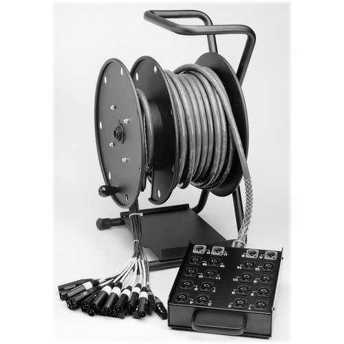 Hannay Reels AVX-100 Portable Cable Storage Reel