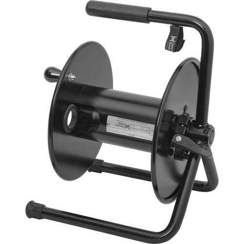 Hannay Reels AVC16-10-11 Portable Cable Storage Reel (Black)