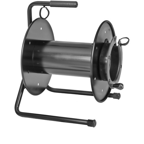 Hannay Reels AVC20-14-16-DE Portable Cable Storage Reel with Drum Extension