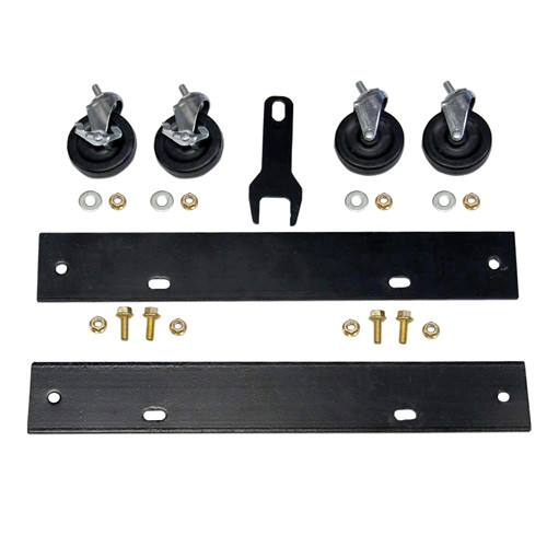 Hannay Reels Heavy-Duty Locking Caster Wheel Kit for AVC1500 Series
