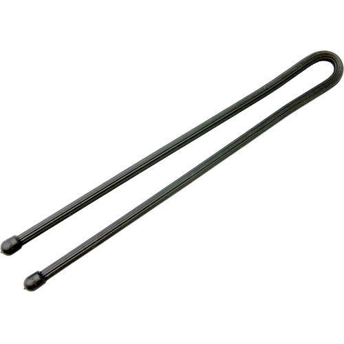 "Hannay Reels Black Gear Tie for AV Reels (12"")"