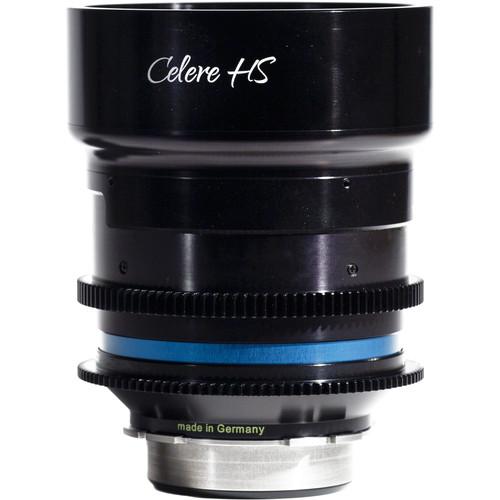 HANSE INNO TECH Celere HS 135mm Cine Lens (EF Mount, Meters)