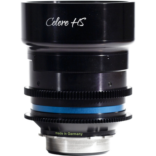 HANSE INNO TECH Celere HS 135mm Cine Lens (PL Mount, Feet)
