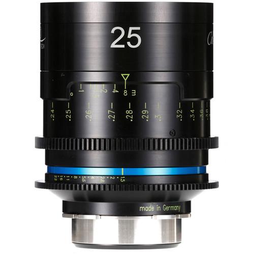 HANSE INNO TECH Celere HS 25mm Cine Lens (PL Mount, Meters, Uncoated)