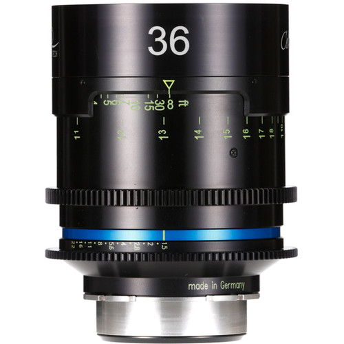 HANSE INNO TECH Celere HS 36mm Cine Lens (PL Mount, Meters, Uncoated)