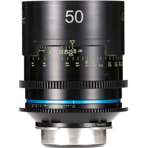 HANSE INNO TECH Celere HS 50mm Cine Lens (EF Mount, Meters, Uncoated)