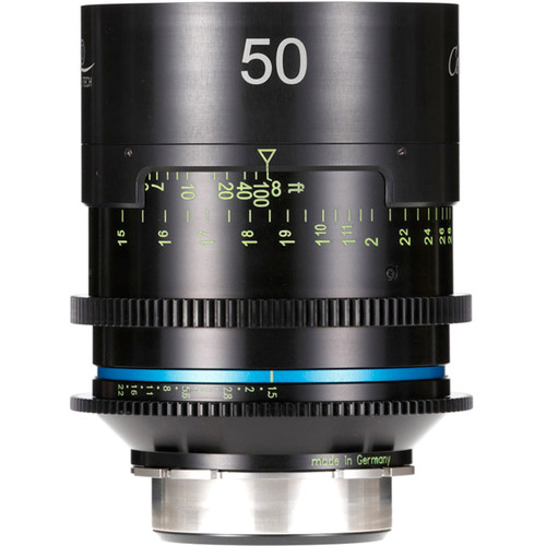 HANSE INNO TECH Celere HS 50mm Cine Lens (E-Mount, Meters, Uncoated)