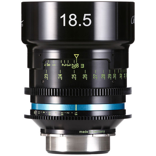 HANSE INNO TECH Celere HS 18.5mm Cine Lens (PL Mount, Meters, Uncoated)