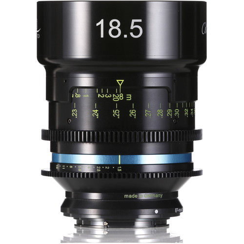HANSE INNO TECH Celere HS 18.5mm Cine Lens (EF Mount, Meters, Uncoated)