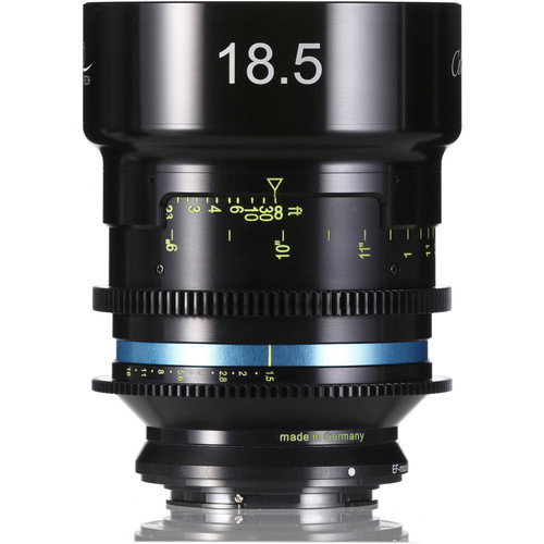 HANSE INNO TECH Celere HS 18.5mm Cine Lens (E-Mount, Meters, Uncoated)
