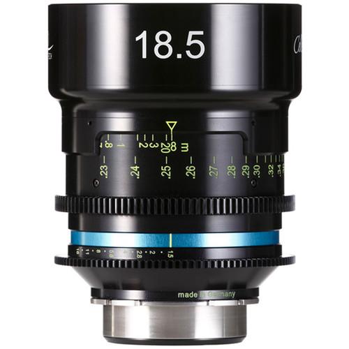 HANSE INNO TECH Celere HS 18.5mm Cine Lens (EF Mount, Feet, Uncoated)