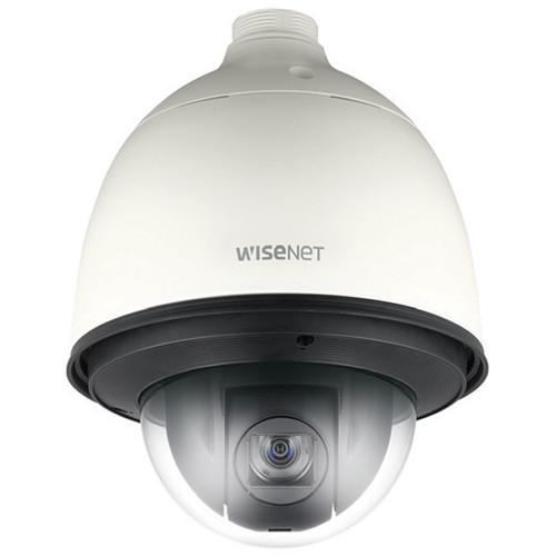 Hanwha Techwin WiseNet HD+ 2MP AHD Outdoor 32x PTZ Dome Camera