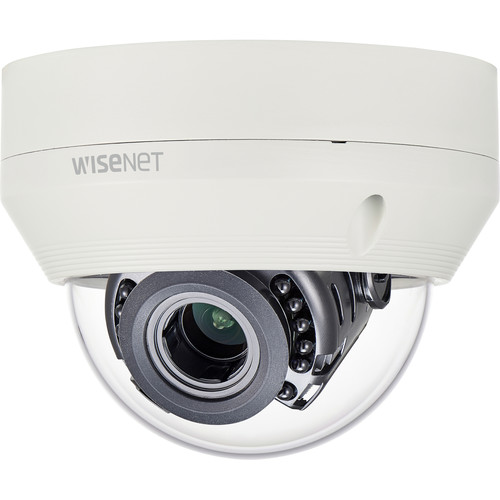 Hanwha Techwin WiseNet HD+ HCV-7070R 4MP AHD Outdoor Dome Camera with Night Vision