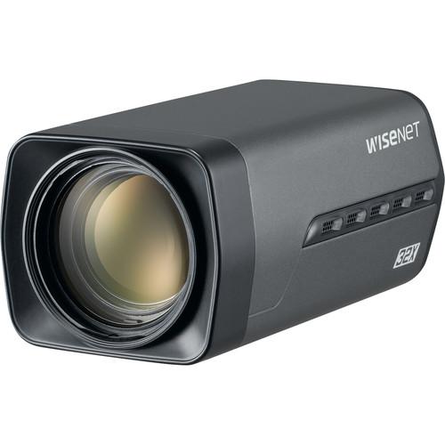 Hanwha Techwin 2 Megapixel HD-AHD Indoor Box Camera (4.44-142.6mm Lens)
