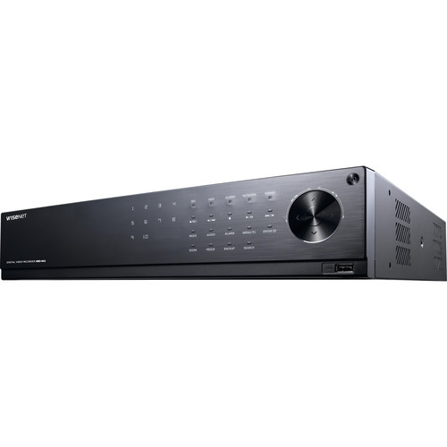 Hanwha Techwin WiseNet HD+ HRD-842 8-Channel 4MP AHD DVR with 1TB HDD