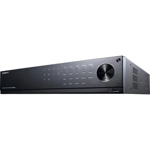 Hanwha Techwin WiseNet HD+ HRD-842 8-Channel 4MP AHD DVR with No HDD