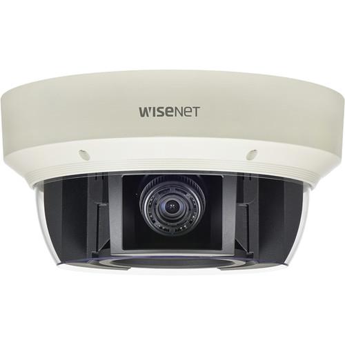 Hanwha Techwin 20MP Multi-Sensor Multi-Directional Outdoor Dome Camera