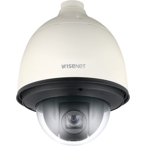 Hanwha Techwin WiseNet Q Series QNP-6230H 2MP Outdoor PTZ Network Dome Camera with Heater