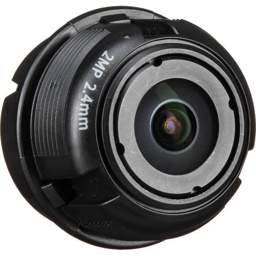 Hanwha Techwin WiseNet 2MP 2.4mm Sensor Module & Fixed Lens for PNM-7000VD