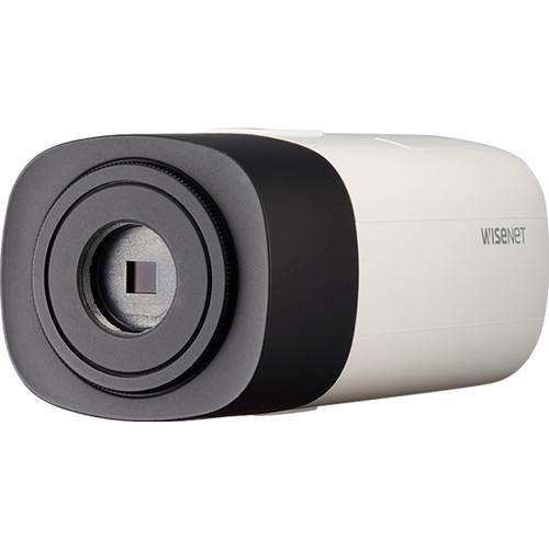 Hanwha Techwin WiseNet X Series 5MP Network Box Camera (No Lens)
