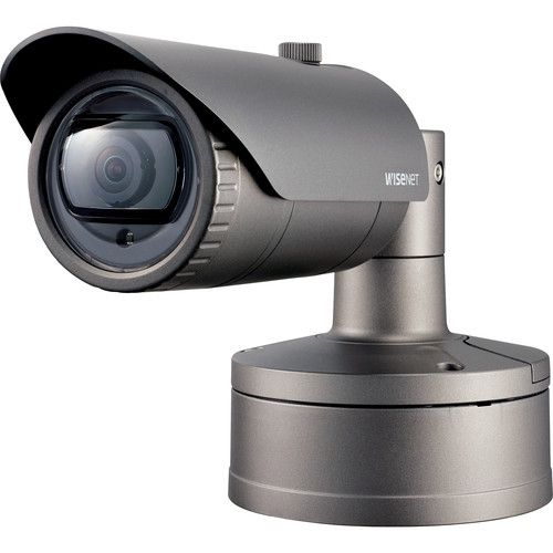 Hanwha Techwin WiseNet X Series 2MP Network Bullet Camera with 2.4mm Fixed Lens & Night Vision