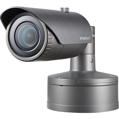 Hanwha Techwin WiseNet X Series 2MP Network Bullet Camera with 4mm Fixed Lens & Night Vision