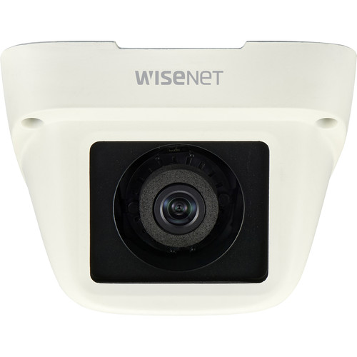 Hanwha Techwin 2MP Mobile Outdoor Vandal Dome Camera with 2.8mm Fixed Lens