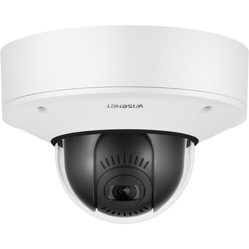 Hanwha Techwin WiseNet X Series XNV-6081Z 2MP Outdoor PTZ Network Dome Camera with 2.8-12mm Lens