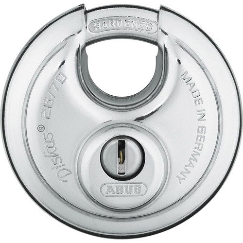 Hard Steal Diskus 26/70 Disk Style Lock