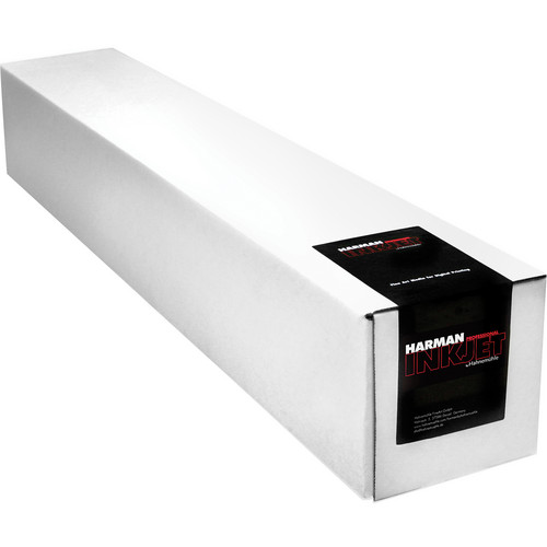 "Harman By Hahnemuhle Canvas Archival Inkjet Paper (60"" x 49' Roll)"