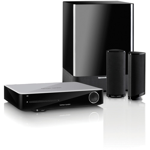 Harman Kardon BDS 3772 2.1-Channel 3D Blu-ray Home Theater System