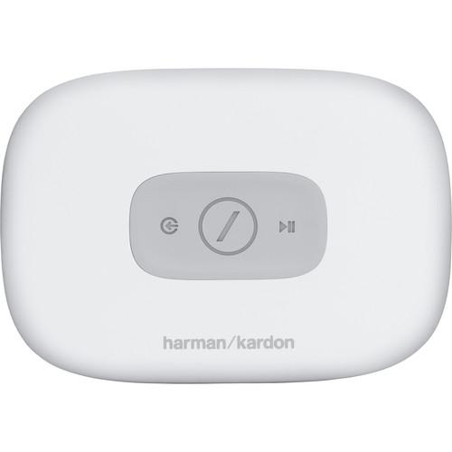 Harman Kardon Adapt+ Wireless HD Audio Adapter (White)