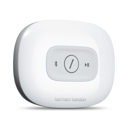 Harman Kardon Adapt Wireless HD Audio Adapter (White)