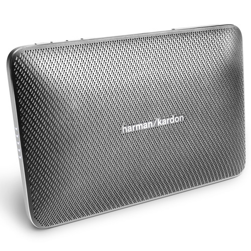 Harman Kardon Esquire 2 Wireless Bluetooth Speaker (Gray)