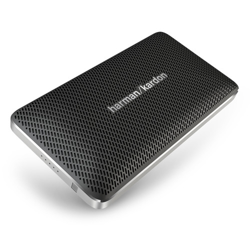 Harman Kardon Esquire Mini Portable Wireless Speaker and Conferencing System (Black)