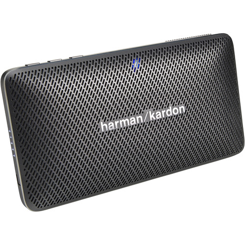 Harman Kardon Esquire Mini Portable Wireless Speaker and Conferencing System (Gray)