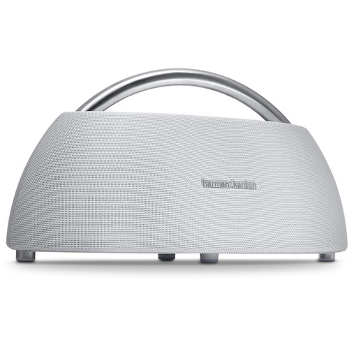 Harman Kardon Go + Play Bluetooth Speaker (White)
