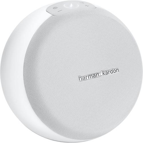 Harman Kardon Omni 10+ Wireless HD Speaker (White)