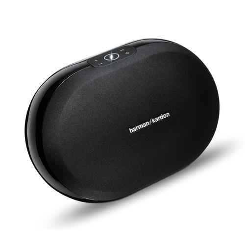 Harman Kardon Omni 20 Wireless HD Stereo Speaker (Black)