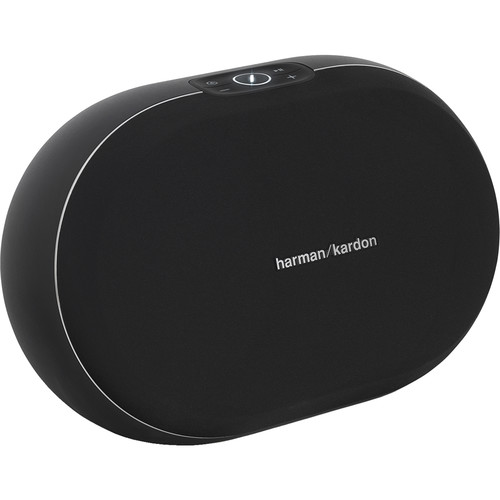 Harman Kardon Omni 20+ Wireless Stereo HD Speaker (Black)