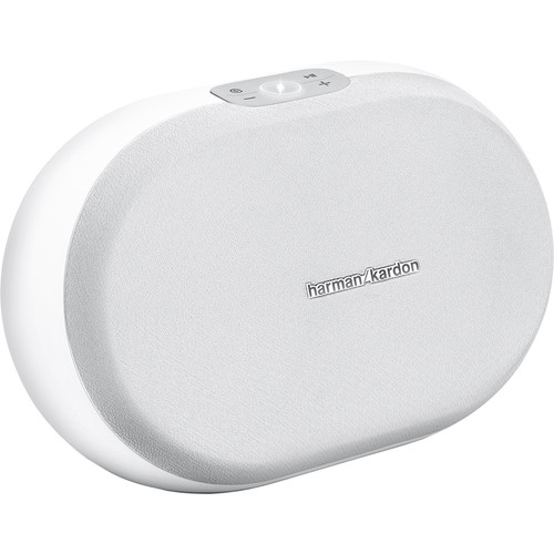 Harman Kardon Omni 20+ Wireless Stereo HD Speaker (White)