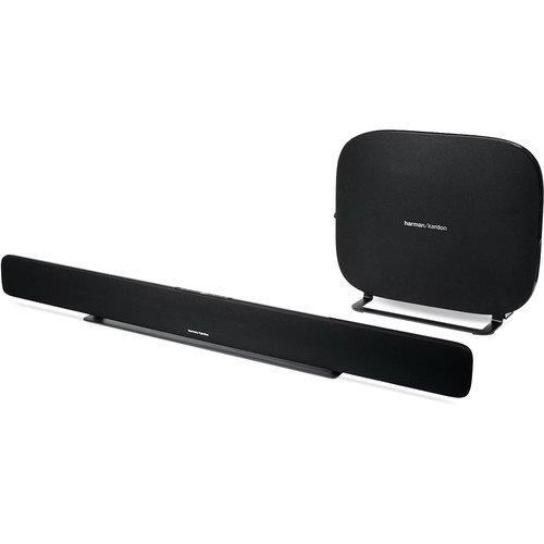 Harman Kardon Omni Bar+ 120W Virtual 5.1-Channel Soundbar System (Black)