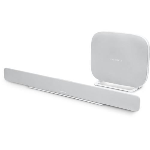 Harman Kardon Omni Bar+ 120W Virtual 5.1-Channel Soundbar System (White)