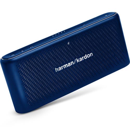 Harman Kardon Traveler Portable Wireless Speaker (Blue)