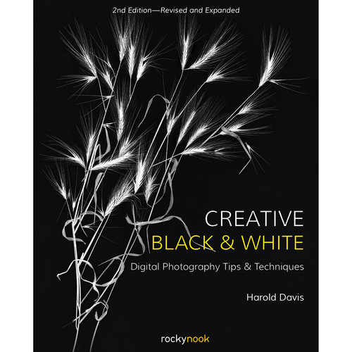 Harold Davis Book: Creative Black and White (2nd Edition)
