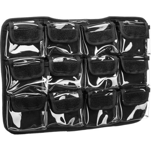 Harrison Pelican 1520 Lid Pockets Panel (Black)