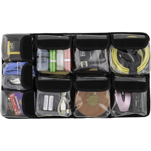 Harrison Clear Nine Pocket Panel for Pelican 1510 Case