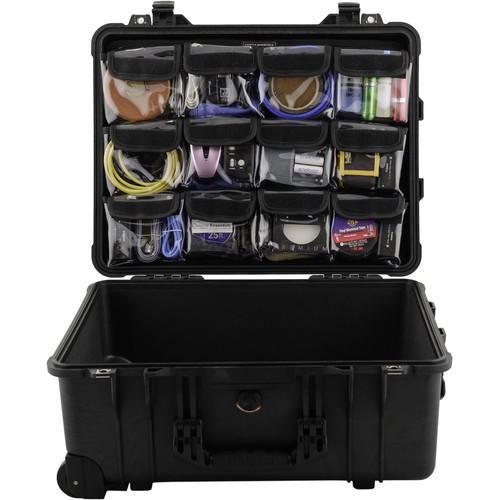 "Harrison Lid Organizer Panel for Pelican 1560 (20.5 x 15.5"")"