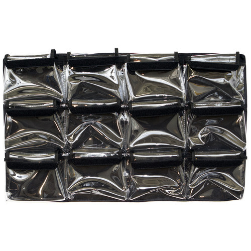 Harrison Pelican 1660 Lid Organizer with 12 Clear Pockets